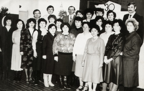 30-летие Чаглинской СШ