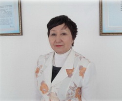 Ботагоз Сулейменова