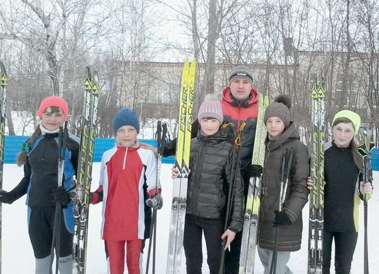 спорт-лыжи
