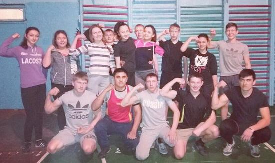 спорт-Ивановка