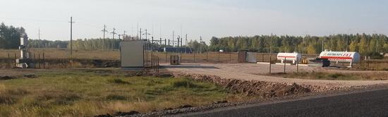 Будет газозаправка в Астраханке