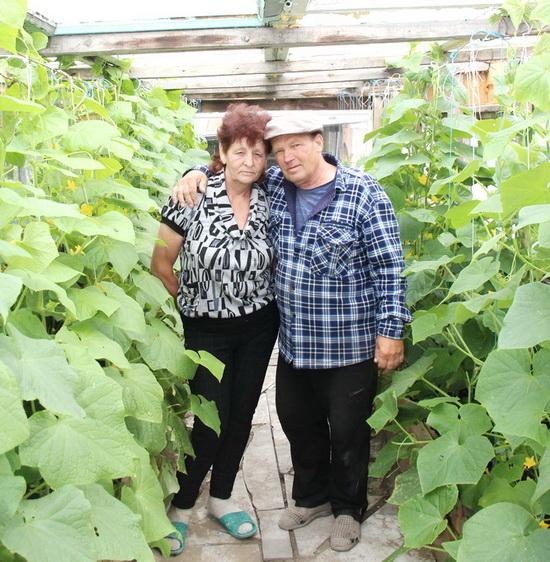 дрожкин с женой