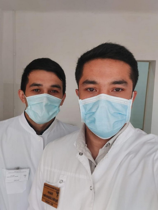 фельдшер и врач 2