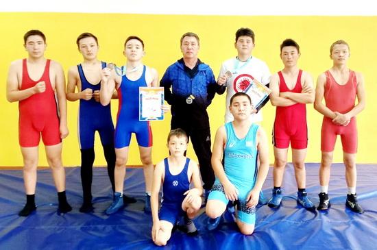 спорт-борьба